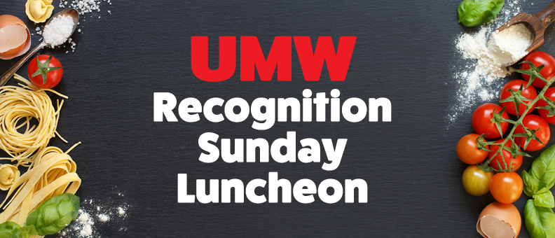 UMW Luncheon