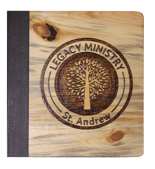 Legacy Ministry Book
