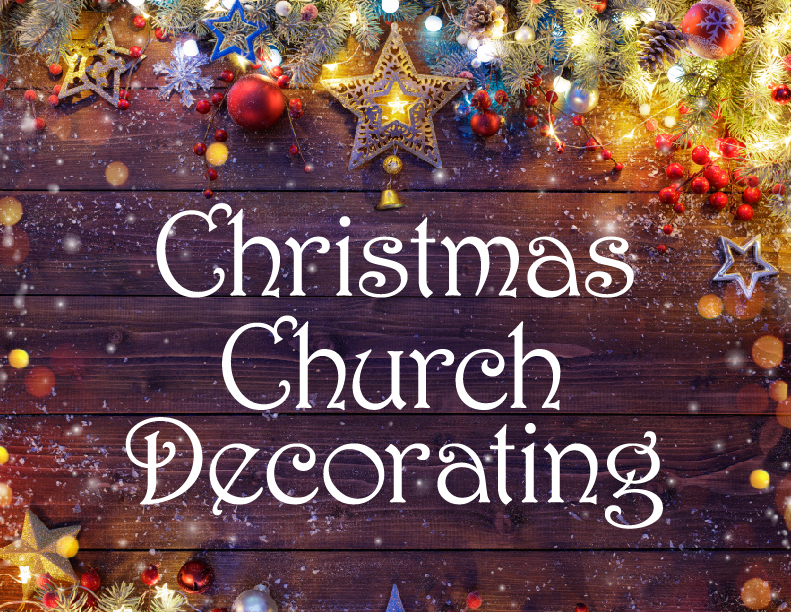Decorating Church For Christmas Www Indiepedia Org